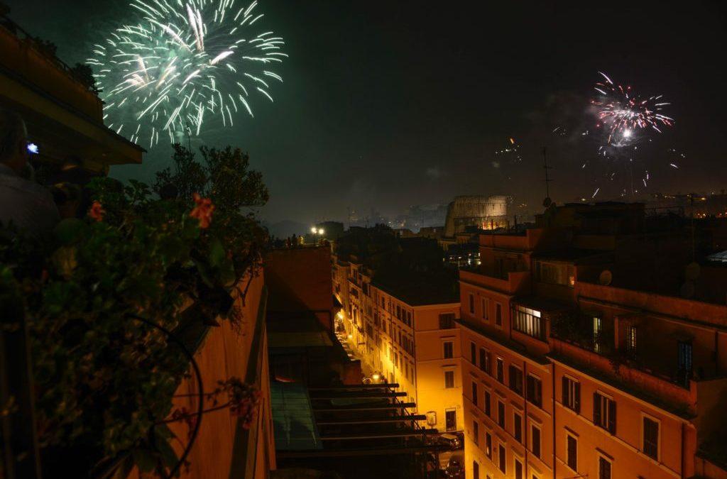 Natale e Capodanno 2020 all'Hotel Lancelot Roma